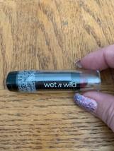 Wet N Wild Lipstick 536A Dark Wine - $7.80