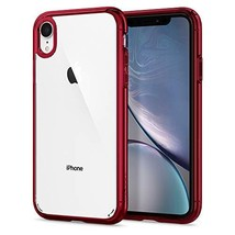 Spigen Ultra Hybrid Designed for Apple iPhone XR Case (2018) - Red - $19.99