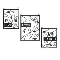 Live Love Laugh Wall Decor - $35.99