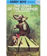 Hardy Boys 58: The Sting of the Scorpion (The Hardy Boys) by Franklin W.... - $11.47