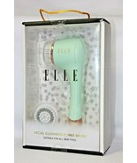 Elle Facial Cleansing Power Brush, Mint - $18.56