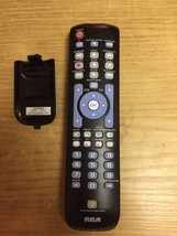 RCA TV Universal Remote Control (RCRN03BR) 3-Device Backlit. All Buttons Working - $8.33