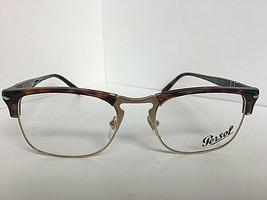 New Persol 8359-V 24 Tortoise  51mm Men's Eyeglasses Frame Hand Made in Italy - $189.99