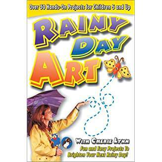 Rainy Day Art: Hands-On Craft Projects for Children 5 and Up Dvd