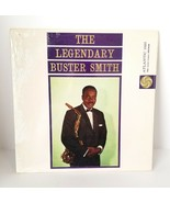 """Buster Smith,Atl.1323,""""The Legendary Buster Smith"""",US,LP,mono,Black lbls... - £26.45 GBP"""