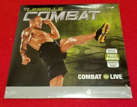 LES MILLS COMBAT - Combat 30 Live DVD - SINGLE DVD - $39.55