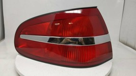 1997 Lincoln Continental Driver Left Side Tail Light Taillight Oem 35794 - $169.00