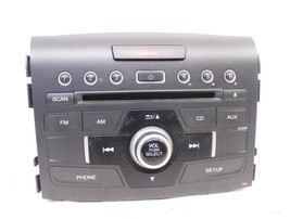 RADIO Honda CR-V 2012 12 2013 13 2014 14  AM FM CD 39100T0AA510M1 928286 - $140.57