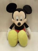 """Disney Parks Authentic Mickey Mouse Plush Stuffed Animal 17"""" - $9.49"""