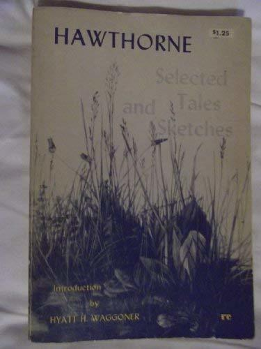 Primary image for Hawthorne Selected Tales and Sketches [Paperback] [Jan 01, 1965] Unknown