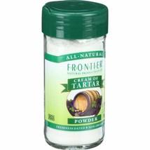 Frontier Herb Cream Of Tartar - 3.52 Oz - 44896978 - $12.97