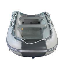 BRIS 10.8 ft Inflatable Boat Dinghy Pontoon Boat Tender Fishing Raft image 8