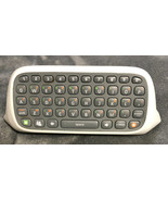Xbox 360 Keyboard Chat Pad (White) - $3.95