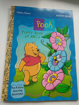 Pooh's Book of ABCs : My First Activity Book 1997 - $6.99