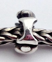 """Authentic Trollbeads Sterling Silver Letter """"I"""" Charm 11144i, New - $21.84"""