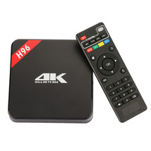 H96 Amlogic S905 Quad Core 1GB/8GB Android 5.1 KODI HD 2.0 WIFI 4K 1080P... - $59.35