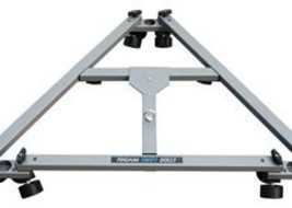 Proaim Swift Professional Heavy Duty Camera Tripod Dolly with Wheels for... - $220.14