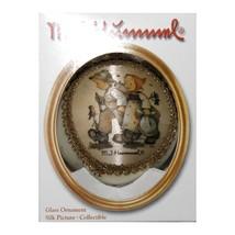 "M.I. HUMMEL* 3"" Diam. HANSEL & GRETEL Silk Bauble GLASS ORNAMENT Holiday... - $9.99"