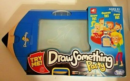 Draw Something Party HASBRO Family Gaming  Age 8+ For 4 or more players - $17.45