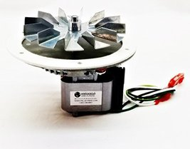 """US Stove American Harvest Combustion Exhaust Fan 80495 INCLUDES 4 3/4"""" P... - $108.99"""