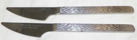 Stephenson Stockport Mid Century Butter Knives Greater Manchester   -B - $12.99