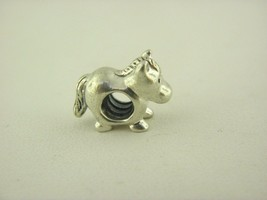Pandora Sterling Silver Horse Charm Bead  - $24.50