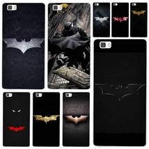 Hot Sale superhero batman Clear Case Cover Coque Shell for Huawei P10 P9 P8 Lite - $12.84
