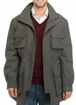 Ralph Lauren Men's Gray Lavender Coat, 40R - $109.89