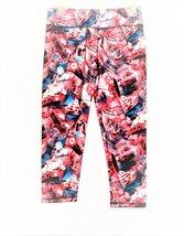 Girl's wide waistband yoga capri - $6.50