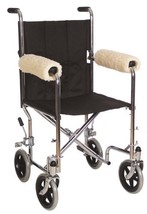 Essential Medical Supply D3004 Sheepette Wheel-Chair Armrest Pads - $22.59