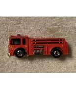 Hot Wheels   FIRETRUCK    1976 Mattel   Very Good Shape - $1.50