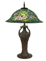 Table Lamp DALE TIFFANY REN Flared Dome Shade 2-Light - €2.786,77 EUR