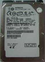 "HTS543280L9A300 Hitachi 80GB SATA 2.5"" 9.5MM Hard Drive Tested Our Drive... - $13.72"