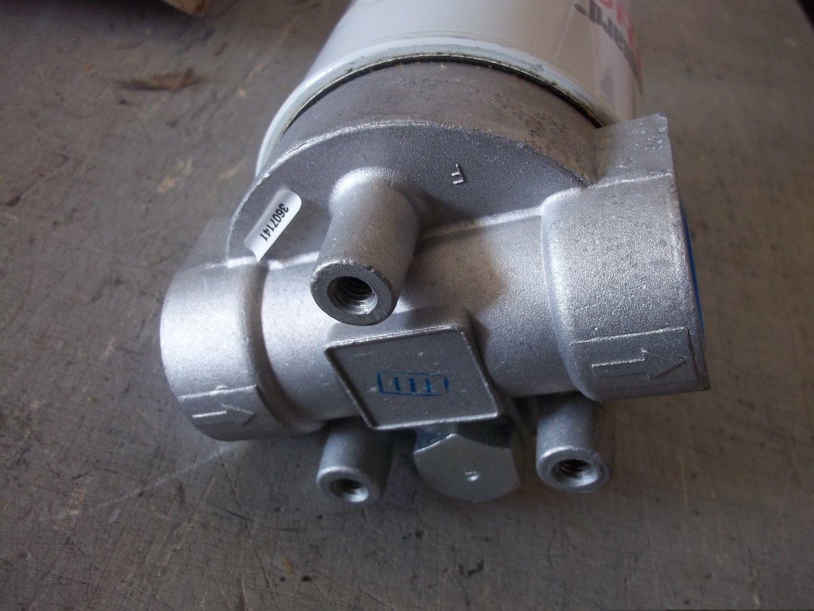 Cummins Fuel Filter Head And 3914692 50 Similar Items Baldwin Housing Wix 33416 Bf7695