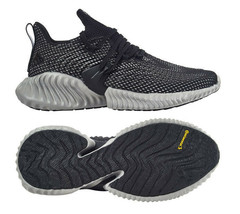 adidas Men's AlphaBOUNCE Instinct Running Shoes Black Walking Casual NWT... - $109.39