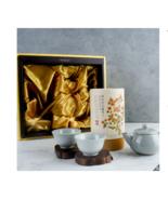 Chrysanthemum Tea & Ceramic Teapot Gift Set Korea Food - $156.41