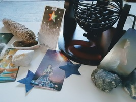*same day* Your Personal Lucky Numbers Tarot Reading, six (6) numbers,  ... - $5.00