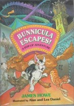 BUNNICULA ESCAPES A POP-UP ADVENTURE by James Howe  - Hardcover New firs... - $44.10