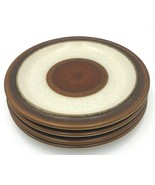 "Denby Potters Wheel Rust Stoneware England 4 10"" Dinner Plate  - $56.99"