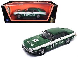 1975 Jaguar XJS Coupe Racing Green #1 1/18 Diecast Model Car by Road Signature - $65.79