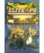 Toys Hunson NIB Elite Ops Toy Army Soldiers 25 pieces - $7.95