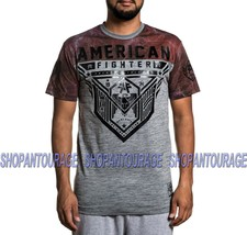 American Fighter Callahan FM8036 New Men`s Graphic Fashion T-shirt By Affliction - $39.95