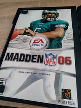 Sony PS2 Madden NFL 06 image 2