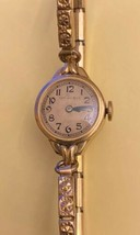 Vintage 1930's Tiffany Watch Hamilton Movement - $1,480.99