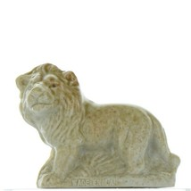 Wade Whimsies Red Rose Tea American Series 1 Miniature Porcelain Lion