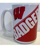 Wisconsin Badgers Star Wars Chewbacca Coffee Mug Cup LET THE BADGERS WIN! - $12.97