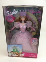 Wizard of Oz Barbie Collection Mattel 1999 Barbie as Glinda Witch Doll S... - $48.96