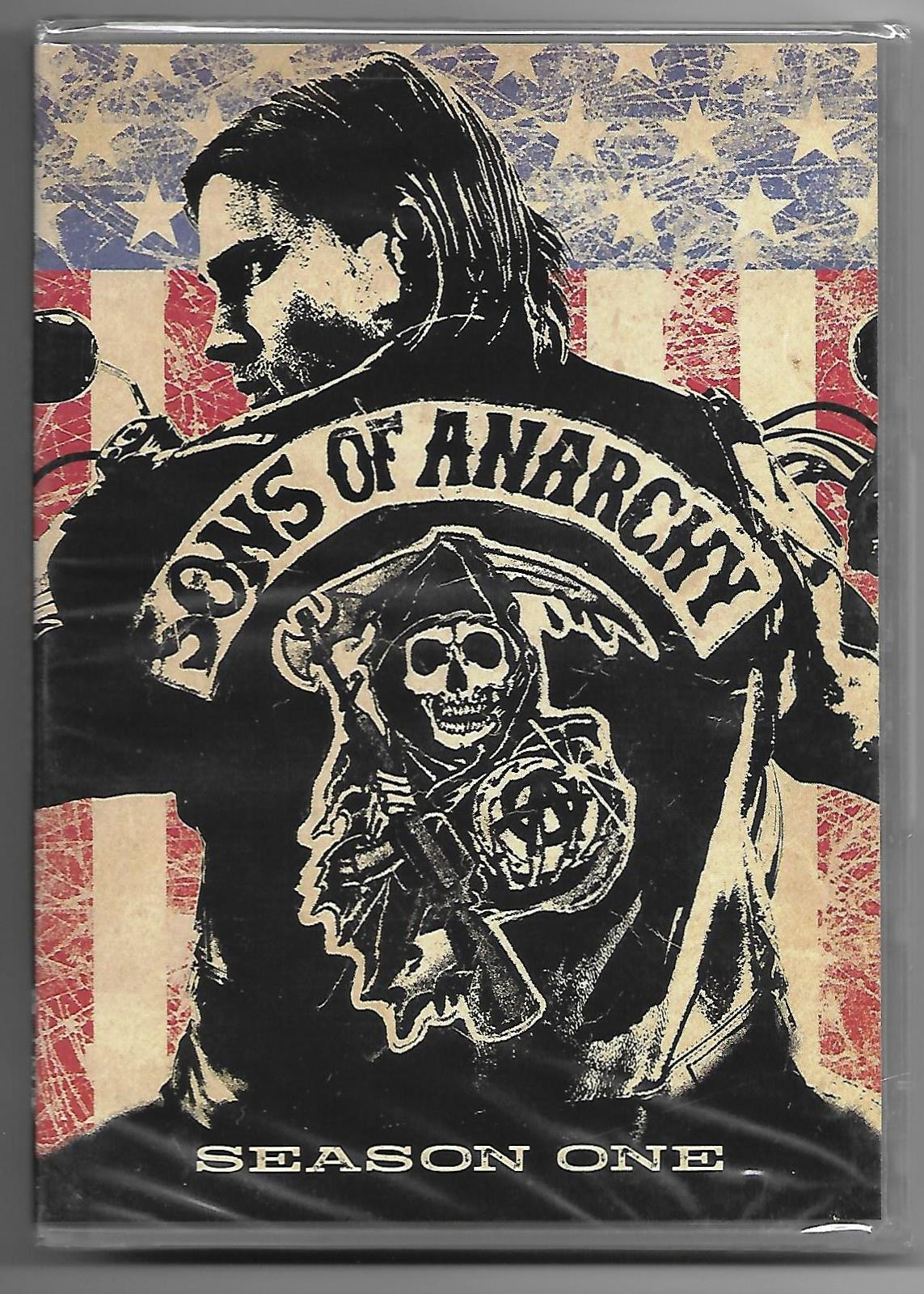 Primary image for Sons of Anarchy: Season One DVD Ron Perlman Charlie Hunnam 2009