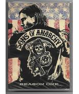 Sons of Anarchy: Season One DVD Ron Perlman Charlie Hunnam 2009 - $9.50
