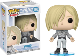 Pop! Animation: Yurio Vinyl 290 - $9.00